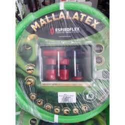 KIT MANGUERA MALLALATEX 15x21