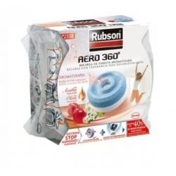 RECARGA DESHUMIDIFICADOR AERO 360 RUBSON FRUTAL