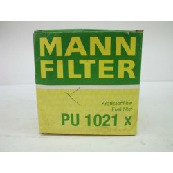 FILTRO COMBUSTIBLE MANN PU1021X