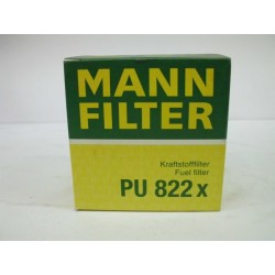 FILTRO COMBUSTIBLE MANN PU822X