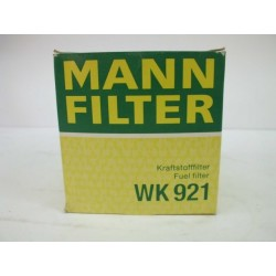 FILTRO COMBUSTIBLE MANN WK821