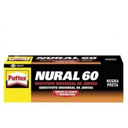 NURAL 60 SUSTITUTO DE JUNTAS NEGRO E/40cc
