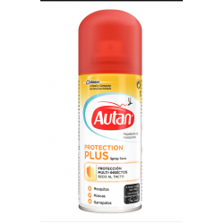 AUTAN REPELENTE PROTECCIÓN PLUS E/100ml.