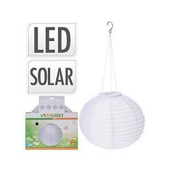 LAMPARA SOLAR RECARGABLE LED