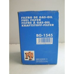 FILTRO COMBUSTIBLE PBR BG1545