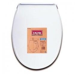 TAPA WC TA-TAY POLO BLANCA 40101